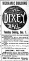 1886 Dixey MechanicBuilding BostonDailyGlobe Dec1.png