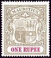 1902 1R Mauritius unused Yv120 SG153.jpg