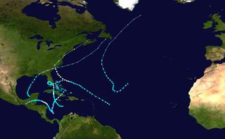 1904 Atlantic hurricane season hurricane season in the Atlantic Ocean