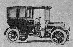 Pierce-Arrow Town Car - 1905 Pierce-Arrow