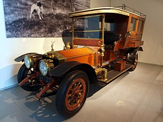 Shooting-brake - 1910 Rolls-Royce Silver Ghost Shooting Brake