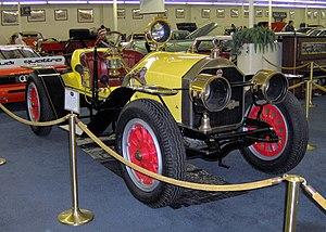 American LaFrance - 1916 American LaFrance Speedster automobile