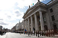 1916 Easter Rising Commeration and Wreath Laying GPO 2010 (4489785396).jpg