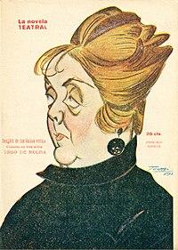 1921-06-12, La Novela Teatral, Consuelo Badillo, Tovar.jpg