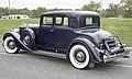 1934 Packard Twelve Five-Passenger Coupé (1107-737), rear left at Hershey 2019.jpg