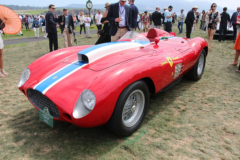 1956 Ferrari 410 Sport Spyder (44653054502)
