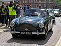 1958 Aston Martin DB Mark III 2922 cc at Horsham English Festival 2018.jpg