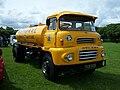 1958 Leyland 14SC-1R Super Comet (VUW 839) tanker, 2012 HCVS Tyne-Tees Run.jpg