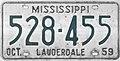 1959 Mississippi License Plate.jpg