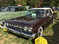 1965 Rambler Classic convertible brown Rockville Show 2015 2of5.jpg