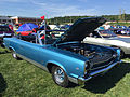 1967 AMC Ambassador DPL convertible blue with optional Satin trim AMO 2015 meet 2of9.jpg