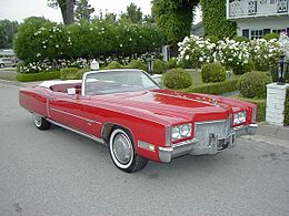 Cadillac Anni 70.Cadillac Eldorado Wikipedia