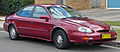 1996 Ford Taurus (DP) Ghia sedan (2010-06-17) 01.jpg