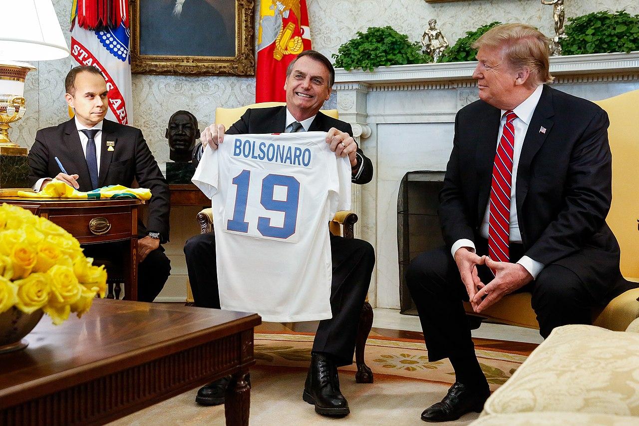 19 03 2019 Encontro com o Senhor Donald Trump, Presidente dos Estados Unidos da América (32479318607).jpg