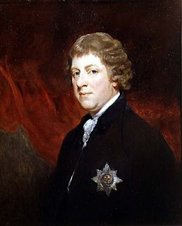 Granville Leveson-Gower, 1st Marquess of Stafford British politician