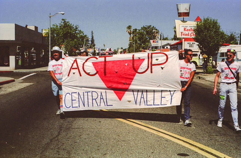 File:1st Annual Fresno Lesbian-Gay Pride '91 (17792502033).jpg