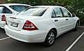 2003 Mercedes-Benz C 180 Kompressor (W 203 MY03) Classic sedan (2010-05-04).jpg