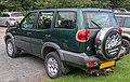 2004 Nissan Terrano 2.7 Rear.jpg