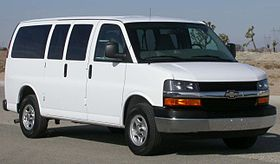 5d020f37e6 Chevrolet Express - Wikipedia