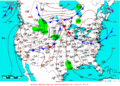 2007-05-29 Surface Weather Map NOAA.png