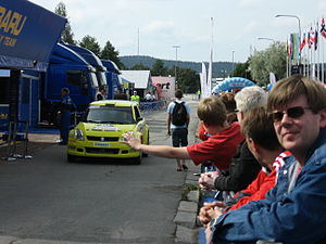 2007 Rally Finland friday 27.JPG