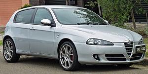 Alfa Romeo 147 - Alfa Romeo 147 (facelift)