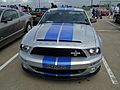 2008 Ford Mustang Shelby GT500KR 40th Anniversary coupe (6713385801).jpg