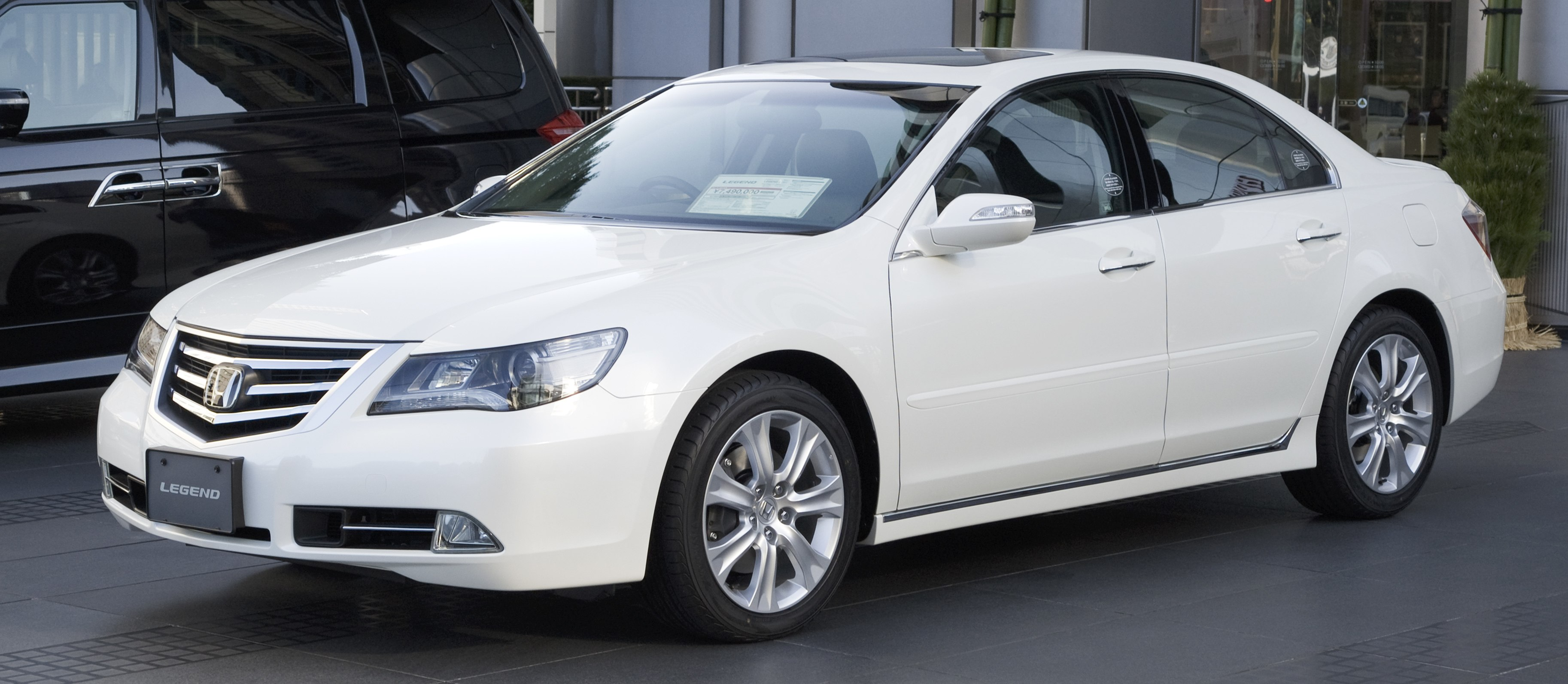 Honda Legend The plete information and online sale with free