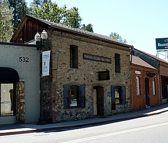 Placerville, California - Image: 2009 0724 F T Soda Works
