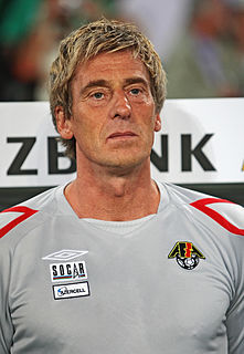 Uli Stein German footballer