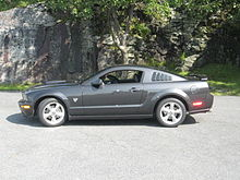 Ford Mustang (fifth generation) - Wikipedia