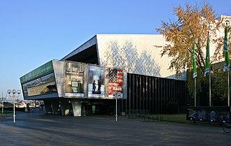 Theater Bonn - Image: 2011 11 09 Bonn Oper 02