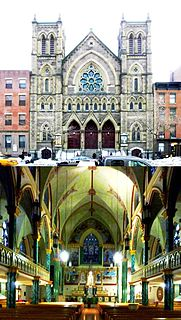 Our Lady of Guadalupe at St. Bernard Church (Manhattan)
