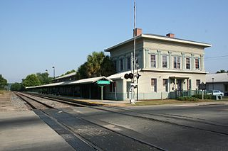 Tallahassee station United States historic place