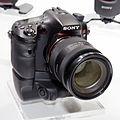 2011 Sony SLT-A77 2013 CP+.jpg