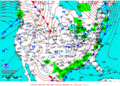 2012-03-09 Surface Weather Map NOAA.png