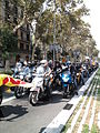 2012 Catalan independence demonstration motorcycles 01.jpg