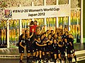 2012 FIFA U-20 Women's World Cup Champions 23.JPG