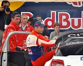 2012 wales rally gb - Loeb Cardiff.jpg