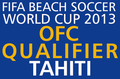 2013 FIFA Beach Soccer World Cup qualification (OFC) logo.png