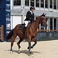 2013 Longines Global Champions - Lausanne - 14-09-2013 - Charlotte Courtade et Loro Piana Cartella 3.jpg