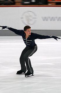 Ondrej Spiegl Swedish figure skater