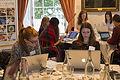 2013 Royal Society Women in Science editathon 30.jpg