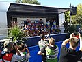 2013 UCI Road World Championships, womenTTT, Podium.jpg