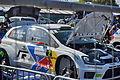 2014 10 04 12-15Rallye France, Parc assistance Colmar, voiture de Latvala.jpg