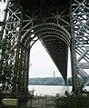 2014 Under the George Washington Bridge 1.jpg