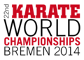 2014 World Karate Championships logo.png