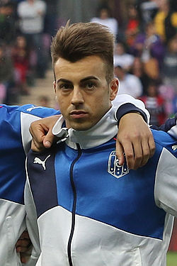 Image illustrative de l'article Stephan El Shaarawy