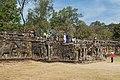 2016 Angkor, Angkor Thom, Taras Słoni (24).jpg