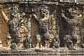 2016 Angkor, Angkor Thom, Taras Słoni (27).jpg